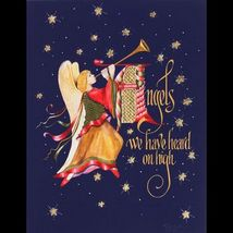 Angels We Have Heard Holiday Card Limited Edition 2013