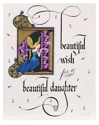 Our Beautiful Daughter Limited Edition